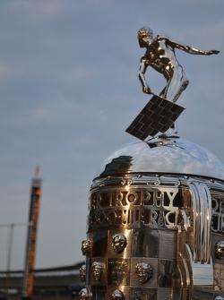 Borg-Warner at dawn - Indy 500
