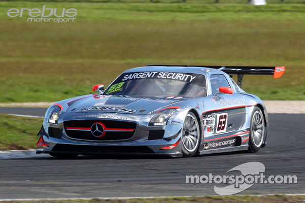 Erebus Motorsports AMG SLS Mercedes