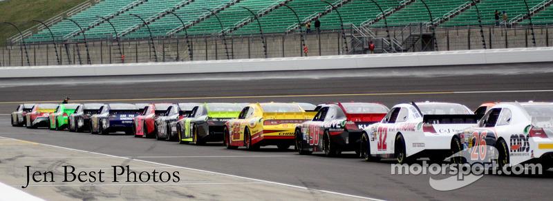 Kansas Fall Races - Hollywood 400