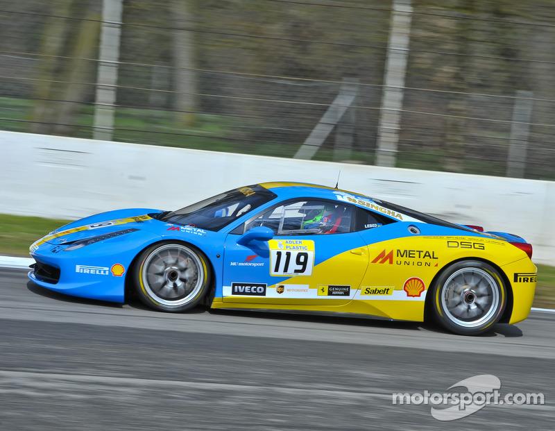 Monza 2013 - Andrii Lebed - Team Ukraine