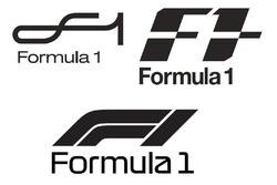 Возможные варианты логотипов F1