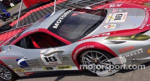 JIm Weiland's Ferrari Showing Support For PETA