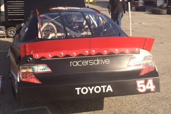 Racers Drive support on Anthony Giannone's #54 K&N Pro Series stock car