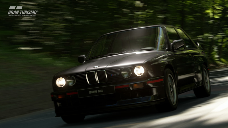 BMW M3 Sport Evolution '89 (N200)