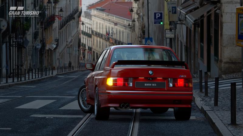 BMW M3 Sport Evolution '89 (N200)