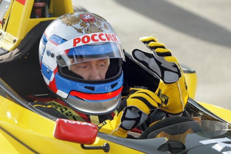 Владимир Путин(президент России)