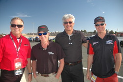 Steve Ertzner, Lee Schwartz, Mike Cesario & Brad McClure of BTM Motorwerks
