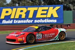 Peter Edwards/John Bowe (Maranello Motorsport Ferrari 458 Italia GT3)