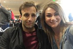 Met Zarco at the Airport!