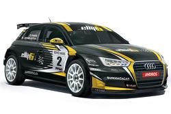 Audi A1 quattro Trophée Andros