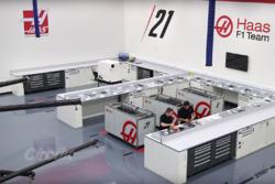 Usine Haas F1