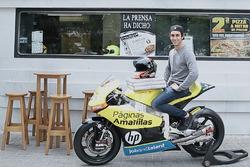 Alex Rins, Páginas Amarilals GP 40