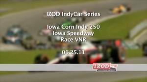 2011 Iowa - IndyCar - Race