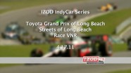2011 Long Beach - IndyCar- Race