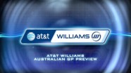 ATT Williams - Australian GP Preview