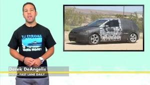 Lexus Reveals The 2013 GS-350, New Mercedes SLK 55 AMG, VW Golf VII Spy Shots
