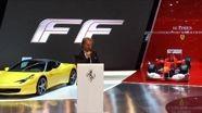 Ferrari FF Debut in Geneva