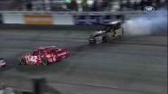 Newman Sent Into Wall - Richmond International Raceway 2011