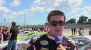 2010 ARCA Rockingham - Hessert Interview
