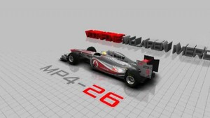 Vodafone McLaren Mercedes - Take a lap around Monza