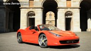 Ferrari 458 Spider - Official video