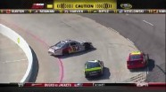 Vickers 3 for 3 With Cautions - Martinsville Speedway 2011
