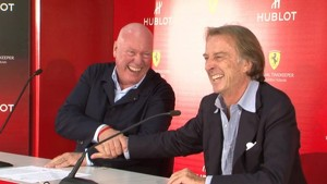 Finali Mondiali Ferrari: introducing a new partnership with Hublot