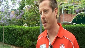 V8 Supercars - Sydney 2011 - Interviews