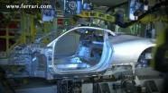 Video preview of new V12 model on Ferrari.com