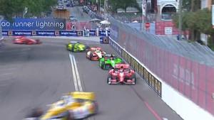 2012 - IndyCar - St.Pete Race