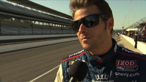 2012 - IndyCar - Indianapolis 500 - Practice Day 4