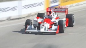 2012 - IndyCar - Detroit - Preview