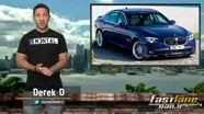 AMG 45th Birthday, Gold Olympic BMW, 2013 Alpina B7, & Dumbass Tuesday!