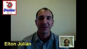 OversteerTV's exclusive interview with Elton Julian