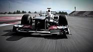 2012 Sauber F1 Team - Revenge by video