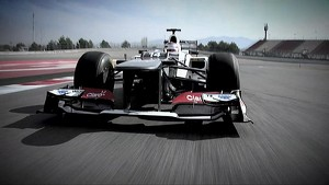 2012 Sauber F1 Team - Revenge by video