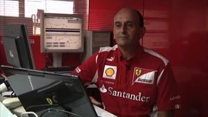 Scuderia Ferrari 2012 - Belgian GP Preview - Luca Marmorini