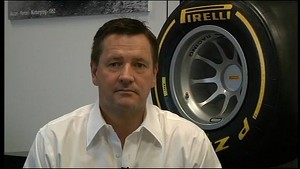 F1 Pirelli 2012 - Belgium - Paul Hembery Interview