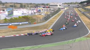 Eurocup FR 2.0 Hungaroring News - Race 2