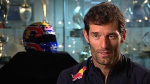 Red Bull Racing 2012 : Mark Webber Race Helmet Competition