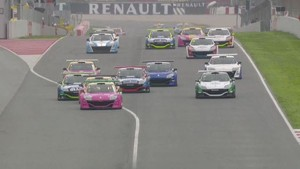 Eurocup Megane Trophy Catalunya News 2012 - Race 1
