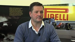 F1 Pirelli 2012 - USA GP - Paul Hembery Interview