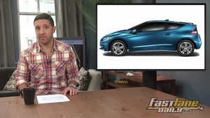 Ferrari F70, Ford's New EcoBoost, New Audi Diesels, & 2013 Honda CR-Z!