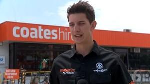 Nick Percat Interview - Sydney 2012