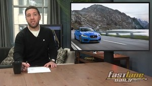 BMW 4 Series, Maserati Halo Car, 2014 Jaguar XFR-S, Ryan Tuerck in Studio!