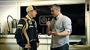 When Kimi Raikkonen met Matt LeBlanc...