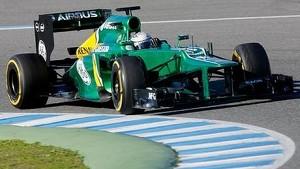 Caterham F1 Team season preview 2013