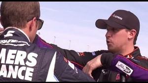 Daytona drivers talk strategy