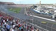 Huge Wreck Mars Nationwide At Daytona