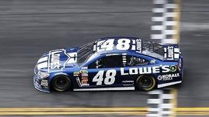 Final lap of the 2013 Daytona 500